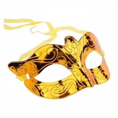 Канун праздника лучше самого праздника. Новинки — Маскарад (маски, ободки, кокошники)