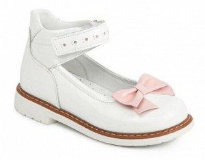 Туфли СКИДКА! СТОИЛИ 3755 руб Туфли. Цвет белый