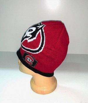 Шапка Красная шапка с волком  №1713