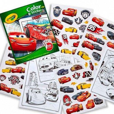Развивающие методики для детей — Книжка-раскраска — Книги для творчества