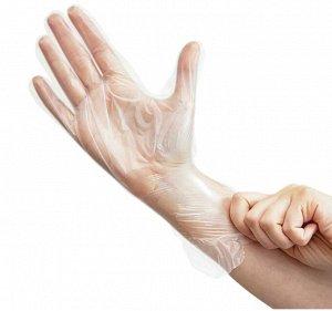 Перчатки из термопластичного эластомера Disposable High Elastomer Gloves / 1 уп. 100 шт.