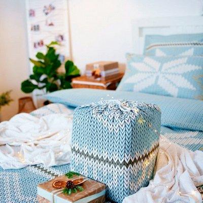 ❄Фланелевое постельное белье❄ Незаменимо в межсезонье  — Фланель Евро — Полутороспальные комплекты