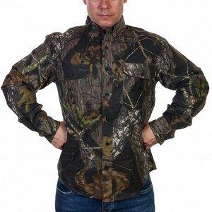 Брендовая мужская рубашка Mossy Oak (США) - и для города, и на природу №25