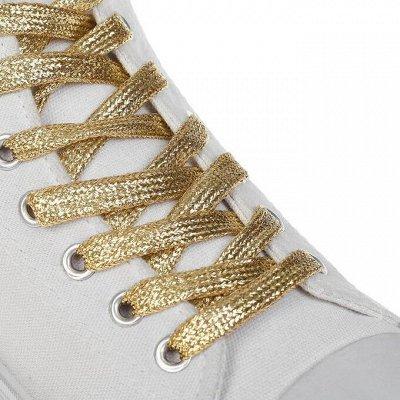 Бижутерия для стильного лета — Шнурки для обуви