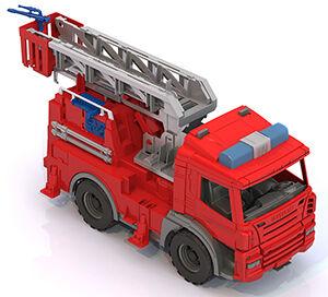 Нордпласт Спецтехника: Пожарная машина