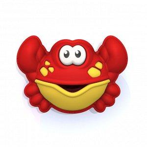 Нордпласт Игрушка для ванны. Водная серия: Крабик (в инд.упаковке)
