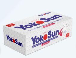 Бумажные гигиенические салфетки YokoSun детские, 200 шт. 1 уп. (блок 5 шт.)