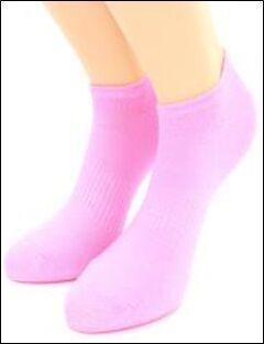 Носки женские укороченые