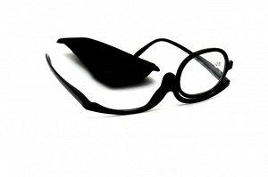 Очки для макияжа с футляром Okylar - 8101 black