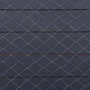 Сетка оцинкованная ЦПВС, мягкая, 1 ? 10 м, ячейка 30 ? 30 мм, d = 0,5 мм, металл