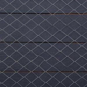 Сетка оцинкованная ЦПВС, мягкая, 1 ? 10 м, ячейка 20 ? 20 мм, d = 0,5 мм, металл
