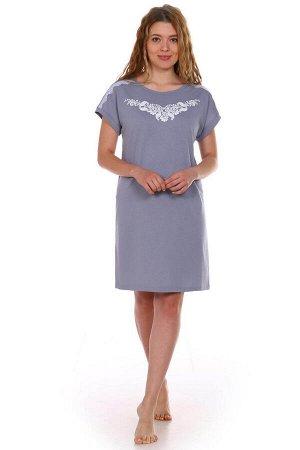 Сорочка женская,серый