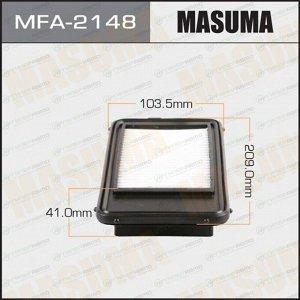 Фильтр воздушный Masuma A-2025, арт. MFA-2148