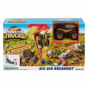 Игровой набор Mattel Hot Wheels Монстр-Трак Воздушный поединок16