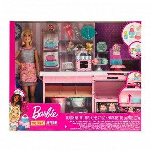Игровой набор Mattel Barbie Кондитерский магазин1