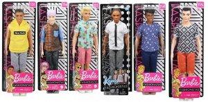 Кукла Mattel Barbie Ken Игра с модой7