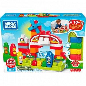 Конструктор Mattel Mega Bloks Fisher-Price Музыкальная Ферма4