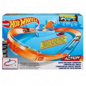 Игровой набор Mattel Hot Wheels Чемпион1