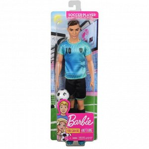 Кукла Mattel Barbie Кен серия Профессии12