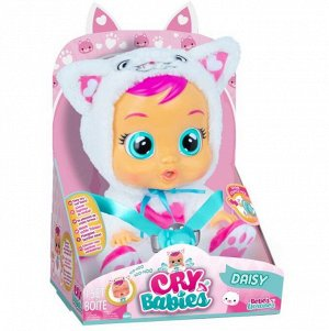 Кукла IMC Toys Cry Babies Плачущий младенец Daisy, 31 см177