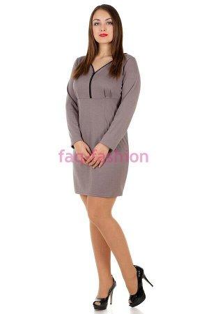 Платье БР Susanne Дымчато-Серый