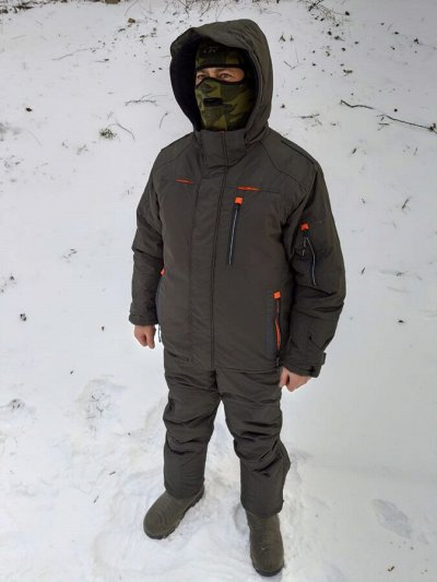 Костюм горка высшего качества, анатомический крой 💥 — Зимние костюмы — Униформа и спецодежда