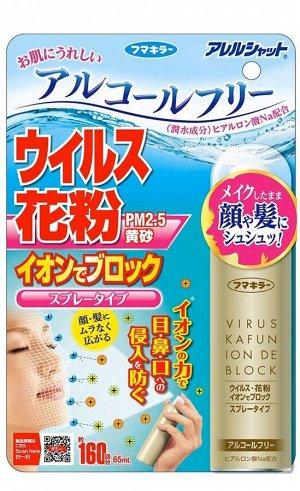 Спрей-блокатор вирусов и аллергенов