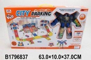 Паркинг 668-51P трансформер в кор.