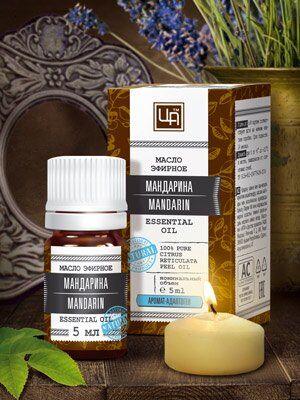 Эфирное масло Мандарин 5 мл