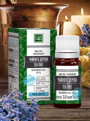 Эфирное масло Чайное Дерево 10 мл