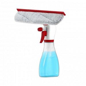 Распылитель с щеткой для стекол