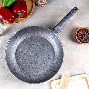 Сковорода Mount grey, d=28 см, индукция