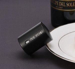 Пластиковая вакуумная пробка для вина