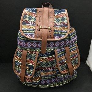 Рюкзак текстиль 39х30см 141-642Р