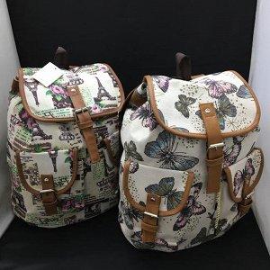Рюкзак текстиль 39х30см 141-644Р