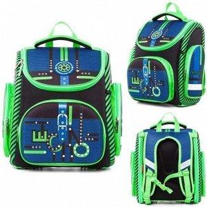 Рюкзак COMPACT PLUS TECHNO 22041 Hatber