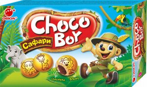 Чоко Бой+Сафари-маленькая пачка, 42 г