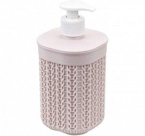 Диспенсер Диспенсер [ВЯЗАНИЕ] ЧАЙНАЯ РОЗА. Предлагаем Вашему вниманию диспенсер для мыла ВЯЗАНИЕ!  Необходимая вещь в ванной комнате для всех, кто ценит настоящий комфорт, порядок и красоту  Если Вы о