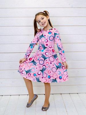 Платье Эля max калибри