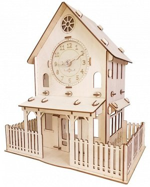 Кукольный домик «ТИК-ТАК»