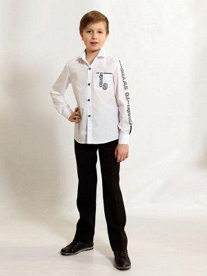 Сорочка с принтом для мальчика