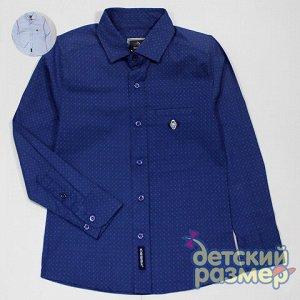Рубашка (светло синий)