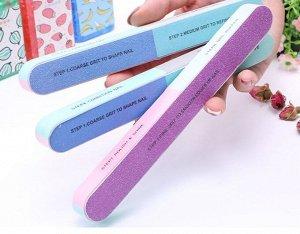Пилка-полировка для ногтей