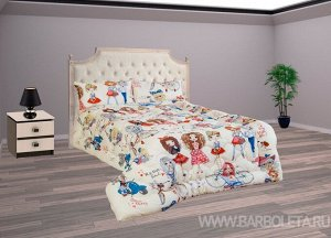 Одеяло ОПЛП - 1.5 с детским рисунком