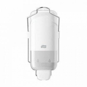 Диспенсер для жидкого мыла TORK (Система S1) Elevation, 1 л, ЛОКТЕВОЙ, белый, 560100