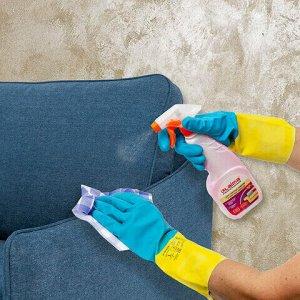 Средство для чистки ковров и мягкой мебели 500 мл LAIMA PROFESSIONAL, распылитель, 606378