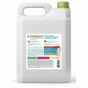 Антисептик-гель для рук спиртосодержащий (70%) 5л SYNERGETIC, 300004