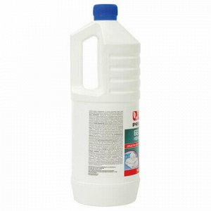 Средство для отбеливания, дезинфекции и уборки 1 л БЕЛИЗНА КОНЦЕНТРАТ (хлора 15-30%), LAIMA PROFESSIONAL, 606746