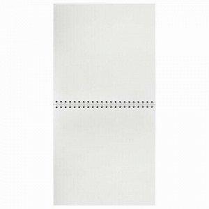 Скетчбук, акварельная белая бумага 200г/м ГОЗНАК, 190х190мм, 20л,гребень подложка BRAUBERG ART DEBUT, 110993