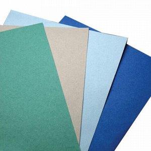 """Папка-планшет для пастели БОЛЬШОГО ФОРМАТА (297х420 мм) А3, 20 л. тонированная бумага, 4 цвета, 200 г/м2, склейка, """"Бабочка"""", ПБ/А3"""